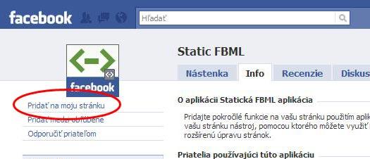 Facebook-fbml