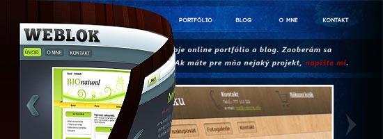 Redizajn weblok